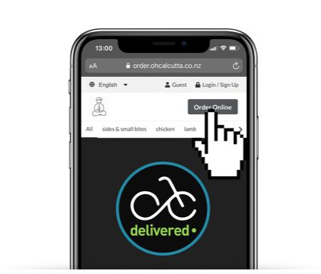 OhCalcutta Delivered - order online